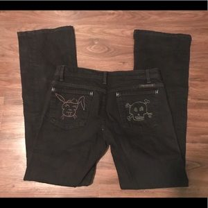 Citizens of Humanity black denim jeans size 30